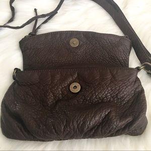 Handbags - Textured Vegan Leather Fanny Pack